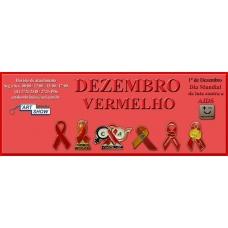 BRINDES PARA A CAMPANHA CONTRA A AIDS